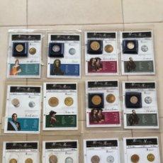 Monedas de España: MONEDAS CON HISTORIA. Lote 269376243