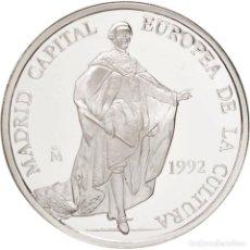 Monedas de España: [#46270] MONEDA, ESPAÑA, 5 ECU, 1992, FDC, PLATA, KM:M11. Lote 271094273