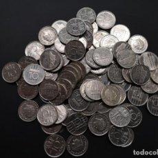 Monedas de España: LOTE 85 MONEDAS DE 10 CENTAVOS JULIANA Y BEATRIX PAÍSES BAJOS. Lote 271377328