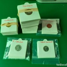 Monedas de España: 76 MONEDAS VARIOS PAISES. Lote 275510853