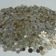 Monedas de España: COLECCIÓN LOTE DE MONEDAS ANTIGUAS DE ESPAÑA Y EL MUNDO +- 5,2 KILOS. Lote 275522493