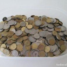 Monedas de España: LOTE DE 6 KILOS DE MONEDAS VARIADAS ESPAÑOLAS. Lote 276781058