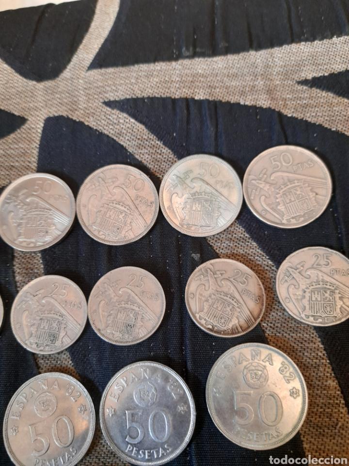 Monedas de España: Lote de monedas de España - Foto 2 - 277255193