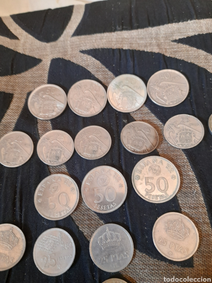 Monedas de España: Lote de monedas de España - Foto 3 - 277255193