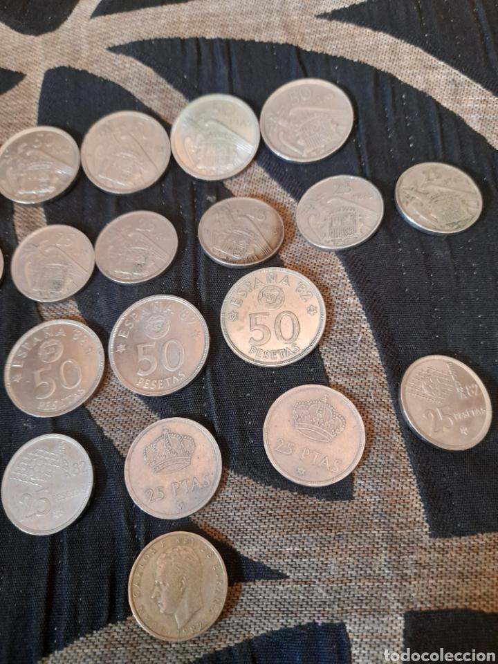 Monedas de España: Lote de monedas de España - Foto 4 - 277255193