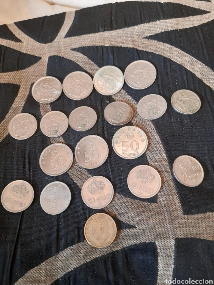 LOTE DE MONEDAS DE ESPAÑA (Numismática - España Modernas y Contemporáneas - Colecciones y Lotes de conjunto)