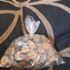 Monedas de España: LOTE DE 600 MONEDAS DE 1PESETA, VARIAS FECHAS Y ESTADO. Lote 277262618