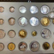 Monedas de España: COLECCIÓN HISTORIA DE LA MONEDA DE ESPAÑA. Lote 277303483