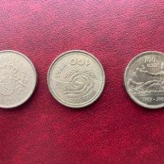 Monedas de España: MONEDAS 100 PESETAS JUAN CARLOS I. Lote 277451398