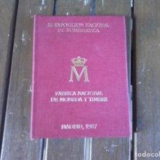 Monedas de España: CARTERA MONEDAS E-87. Lote 282527643
