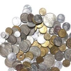 Monedas de España: GRAN LOTE DE 100 MONEDAS DE LA ÉPOCA DEL REY JUAN CARLOS 1º.. Lote 282958818