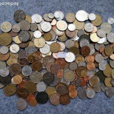 Monedas de España: LOTE 1 KG MONEDAS DEL MUNDO, KILO, KILOS. 15643. Lote 287856193