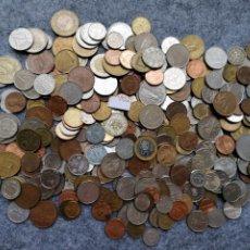 Monedas de España: LOTE 1 KG MONEDAS DEL MUNDO, KILO, KILOS. 15644. Lote 287857903