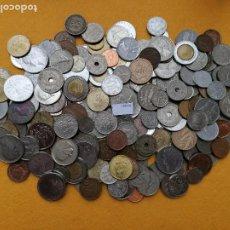 Monedas de España: LOTE 1 KG MONEDAS DEL MUNDO, KILO, KILOS. 15646. Lote 287879023