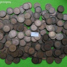Monedas de España: LOTE 200 MONEDAS DE FRANCO 1 PESETA 1953 56 .,. 15645. Lote 287879373