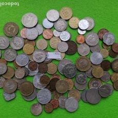 Monedas de España: LOTE 100 MONEDAS DIFERENTES DEL MUNDO 15656. Lote 289237523