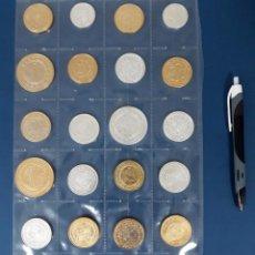 Monedas de España: COLECCION DE MONEDAS DE LA FNTM. Lote 289388633
