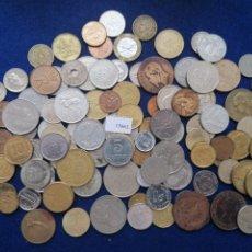 Monedas de España: LOTE 100 MONEDAS DIFERENTES DEL MUNDO 15661. Lote 289441303