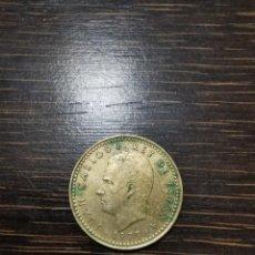 Monedas de España: UNA PESETA DE ESPAÑA 1975. Lote 289534448