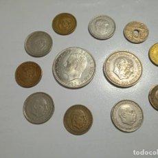 Moedas de Espanha: MONEDAS VARIAS ESTADO ESPAÑOL Y JUAN CARLOS I (L-2). Lote 290863878