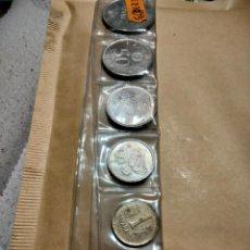 Monedas de España: MUNDIAL DE FÚTBOL ESPAÑA 82 ESTRELLA *80SIN CIRCULAR SERIE COMPLETA. Lote 291393748