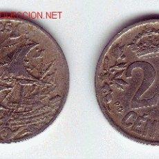 Monedas de España: ALFONSO XIII- 25 CENTIMOS- 1925-MADRID PCS. Lote 993717
