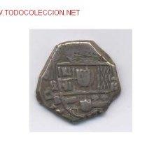 Monedas de España: FELIPE IV- 4 REALES- 16--. Lote 848125