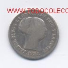 Monedas de España: ISABEL II- 2 REALES- 1852. Lote 856328