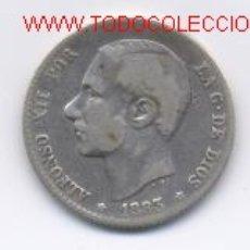 Monedas de España: ALFONSO XII- 1 PESETA- 1883*3- MSM. Lote 897749