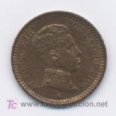 Monedas de España: ALFONSO XIII- 2 CENTIMOS- 1904*04- SMV-SC-. Lote 3279289