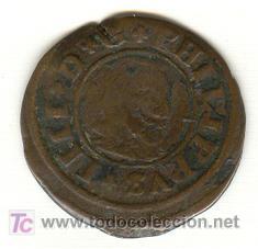 16 MARAVEDIS 1663 SEGOVIA FELIPE IV (Numismática - España Modernas y Contemporáneas - De Reyes Católicos (1.474) a Fernando VII (1.833))