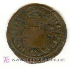 Monedas de España: 16 MARAVEDIS 1663 SEGOVIA FELIPE IV - Foto 2 - 27505596
