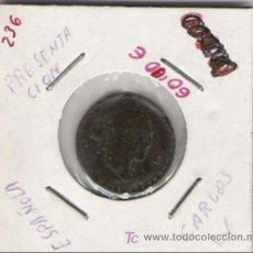 Monedas de España: CARLOS IV PIEZA DE PRESENTACION . Lote 27275689