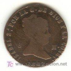 Monedas de España: 8 MARAVEDIS 1842 SEGOVIA ISABEL II. Lote 24859466