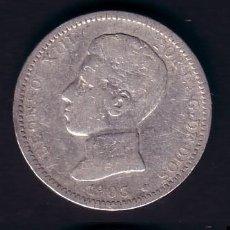 Monedas de España: 1 PESETA * 1903 * ALFONSO XIII * PLATA C7. Lote 6910986