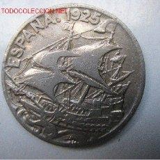 Monedas de España: ALFONSO XIII - 25 CENTIMOS 1925. Lote 24487332