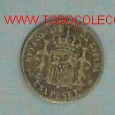 Monedas de España: MONEDA 1 PESETA. ALFONSO XIII. Lote 1947244