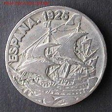 Monedas de España: MONEDA DE NIQUEL DE 25 CÉNTIMOS. ALFONSO XIII. 1925. Lote 26013362