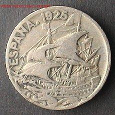 Monedas de España: MONEDA DE NIQUEL DE 25 CÉNTIMOS. ALFONSO XIII. 1925. Lote 2319905