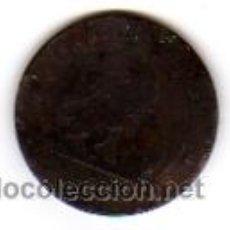 Monedas de España: 10 CÉNTIMOS -GOBIERNO PROVISIONAL-1870 (DE M). Lote 8701811