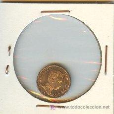 Monedas de España: MONEDA DE ALFONSO XIII. 1 CENTIMO. S.L.V. 1906. S/C. Lote 121859470