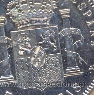 Monedas de España: MONEDA 93 - CINCO PESETAS ALFONSO XIII 1898/98 MADRID S G V - 5 PTS A XIII 1898/98 EBC M SGV - Foto 4 - 42903280