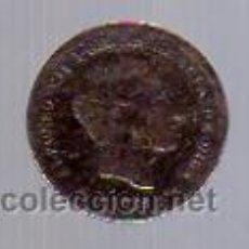 Monedas de España: 5 CÉNTIMOS 1878 - COBRE - BARCELONA OM, (ALFONSO XII).. Lote 12285837