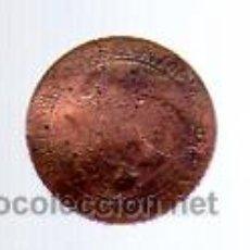 Monedas de España: 5 CÉNTIMOS (COBRE) 1870 GOBIERNO PROVISIONAL.. Lote 12342099