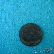 Monedas de España: UN CÉNTIMO DE 1870 -EN , CON MUCHOS RELIEVES-. Lote 27205408