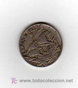 MONEDA DE 25 CENTIMOS - ESPAÑA 1925 (Numismática - España Modernas y Contemporáneas - De Isabel II (1.834) a Alfonso XIII (1.931))