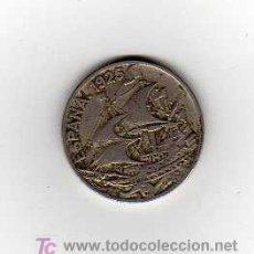 Monedas de España: MONEDA DE 25 CENTIMOS - ESPAÑA 1925. Lote 15153776