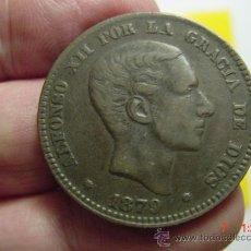 Monedas de España: 2534 ALFONSO XII EXCELENTE 10 CTMOS AÑO 1879 MBC++ MAS MONEDAS EN MI TIENDA C&C. Lote 25226582