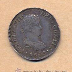 Monedas de España: MONEDA 62 - FERNANDO VII - 2 REALES - GUATEMALA - M - BUSTO PROPIO - 1808 - FERNANDO VII - M.B.C. +. Lote 27011519