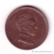 Monedas de España: 2 CENTIMOS ALFONSO XIII-1904*04. Lote 27454264